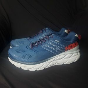 Men's Hoka One One Clifton 6 size 10 Wide